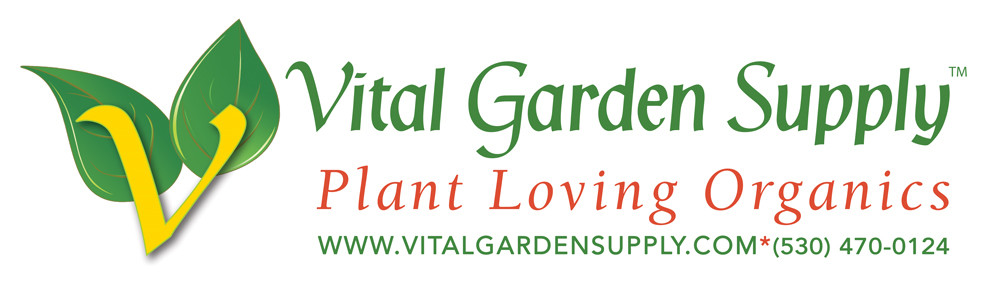 Vital Garden Supply, distributor profile page for Pacific Biochar
