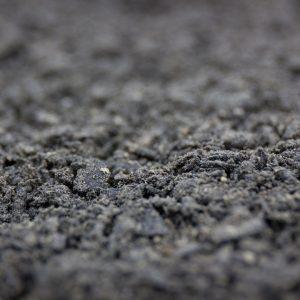 Dense Mix, rock dust and biochar married beautifully