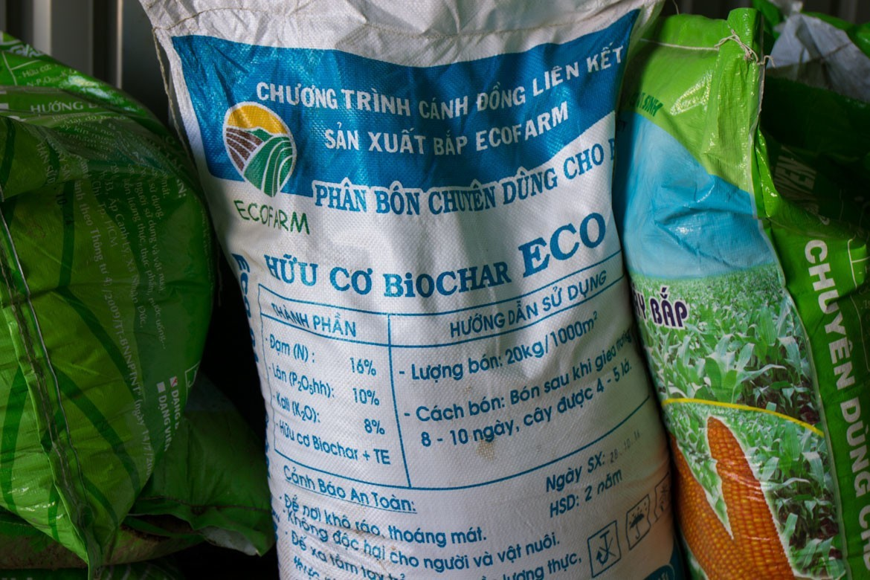 EcoFarm biochar