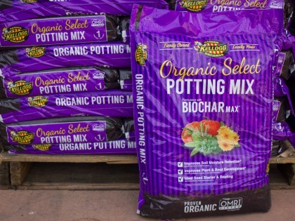 Kellogg Garden Products Offers Biochar Amended Blends