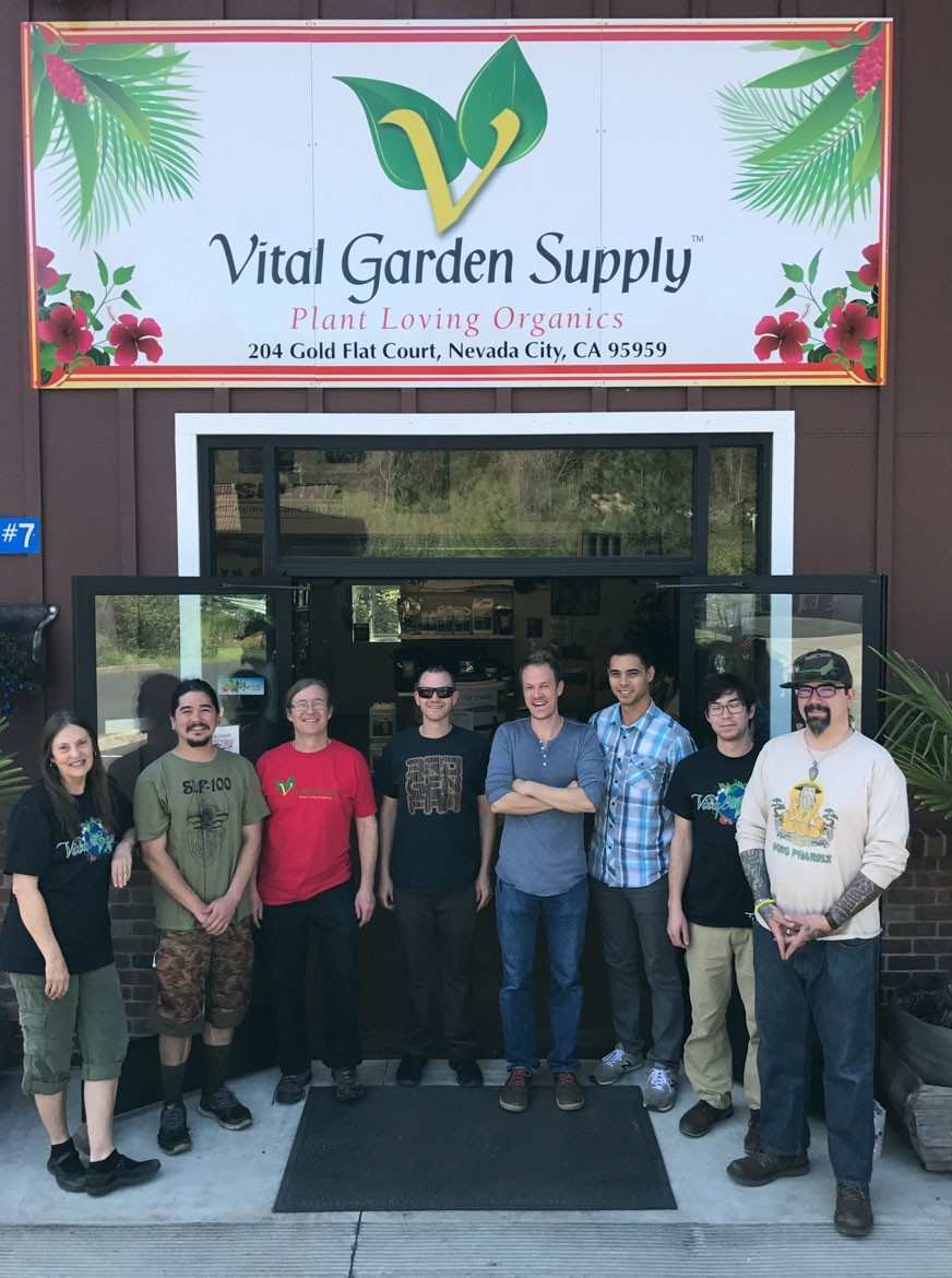 vital garden supply team
